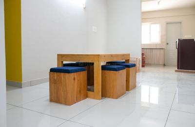Dining Room Image of Babu Nest 106 in Hennur