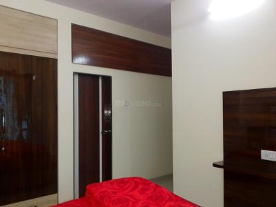 Bedroom Two Image of 1020 Sq.ft 2 BHK Apartment for buy in Sai Karishma Sundaram, Mira Road East for 7500000