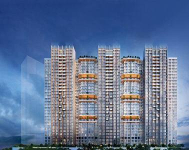Gallery Cover Image of 958 Sq.ft 2 BHK Apartment for buy in Kanakia Codename Future D, Powai for 23700000