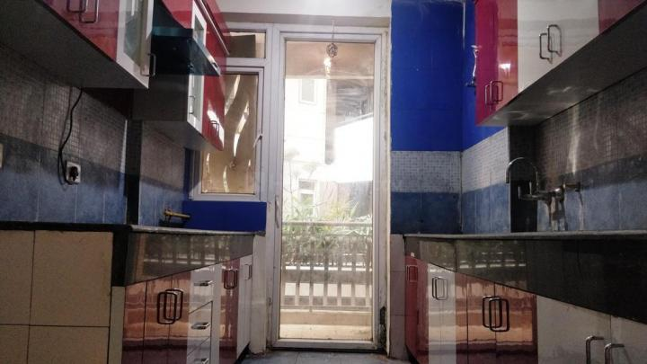 Kitchen Image of 1100 Sq.ft 2 BHK Independent House for rent in Sector 78 for 15000