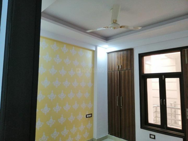 Bedroom Image of 880 Sq.ft 2 BHK Independent Floor for rent in Chhattarpur for 15000