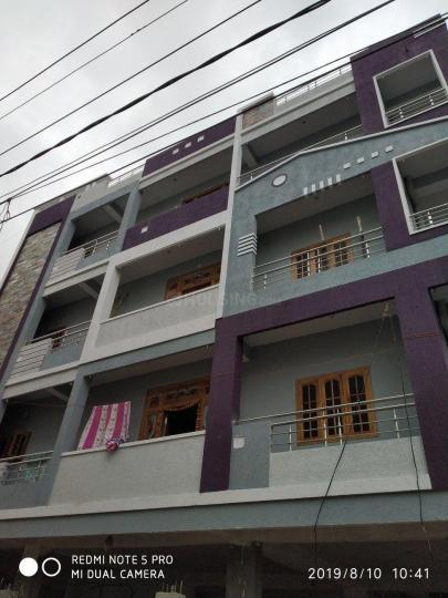 Building Image of 800 Sq.ft 2 BHK Apartment for rent in Ramachandra Puram for 15000
