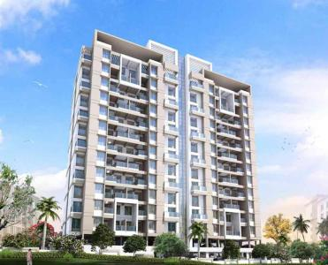 Gallery Cover Image of 965 Sq.ft 1 BHK Apartment for buy in Anand Rise Alta, Tathawade for 4500000