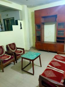 Gallery Cover Image of 700 Sq.ft 1 BHK Independent House for rent in Dhankawadi for 10000