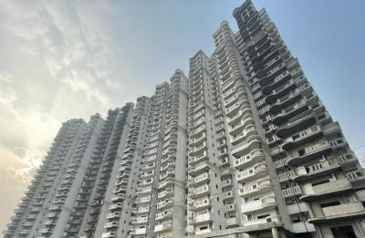 Gallery Cover Image of 1095 Sq.ft 2 BHK Apartment for buy in Ajnara Ambrosia, Sector 118 for 6500000