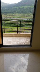 Gallery Cover Image of 430 Sq.ft 1 RK Apartment for rent in Karanjade for 4500