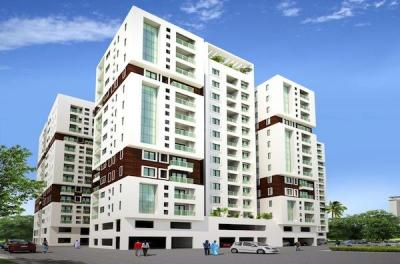 Gallery Cover Image of 1813 Sq.ft 3 BHK Apartment for buy in Radiance Mandarin, Thoraipakkam for 14000000
