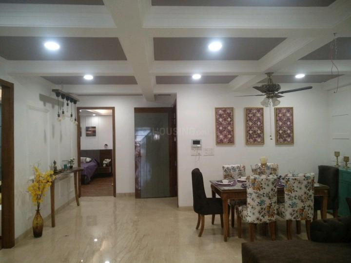 Living Room Image of 2100 Sq.ft 4 BHK Independent Floor for buy in Sector 8 Dwarka for 18500000