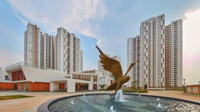 Gallery Cover Image of 1204 Sq.ft 2 BHK Apartment for buy in Prestige Falcon City, Konanakunte for 10100000