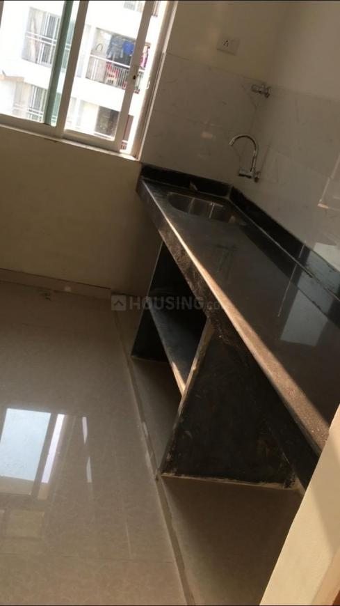 Kitchen Image of 500 Sq.ft 2 BHK Apartment for rent in Shilphata for 10000