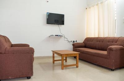 Living Room Image of B203 Eastern Breeze Apartment in Whitefield