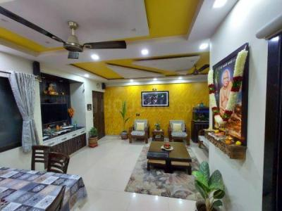 Gallery Cover Image of 850 Sq.ft 2 BHK Apartment for rent in Vijay Garden, Thane West for 23000