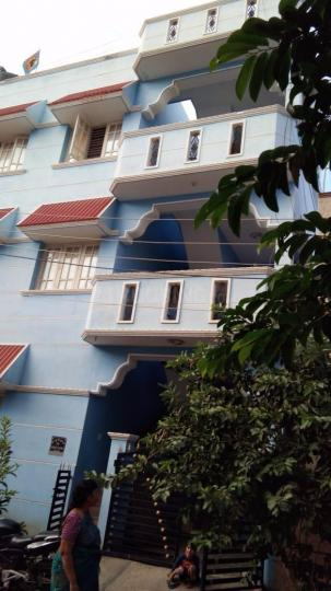 Building Image of 500 Sq.ft 2 BHK Independent House for rent in Battarahalli for 10000