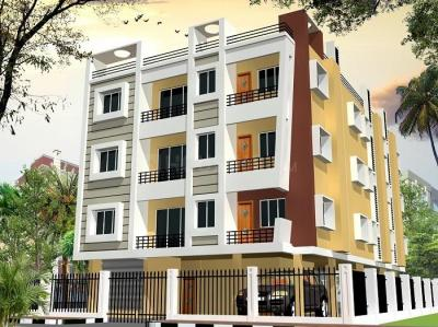Gallery Cover Image of 762 Sq.ft 2 BHK Apartment for buy in Nayabad for 2967000