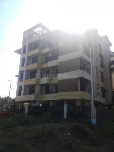 Gallery Cover Image of 630 Sq.ft 1 BHK Apartment for rent in Shanti Blessings, Ghansoli for 13500