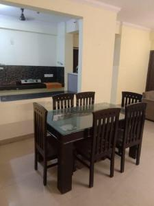Gallery Cover Image of 1295 Sq.ft 2 BHK Apartment for rent in Paramount Symphony, Crossings Republik for 13000
