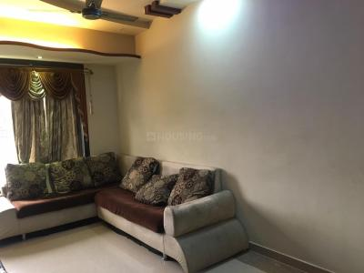 Gallery Cover Image of 550 Sq.ft 1 BHK Apartment for rent in Airoli for 24000