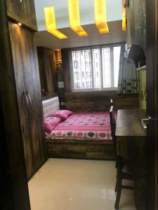 Gallery Cover Image of 500 Sq.ft 2 BHK Apartment for rent in Kasarvadavali, Thane West for 25000