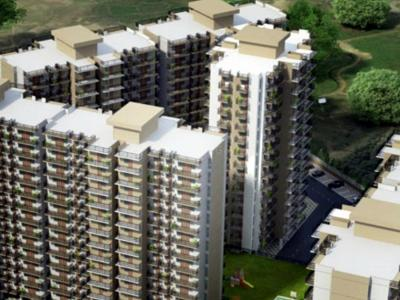 Gallery Cover Image of 645 Sq.ft 2 BHK Apartment for rent in Sector 86 for 9000