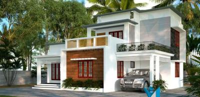 Gallery Cover Image of 1250 Sq.ft 3 BHK Villa for buy in Thiroor for 4400000