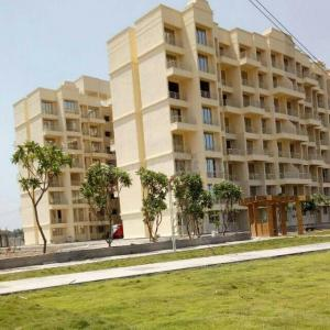 Gallery Cover Image of 403 Sq.ft 1 BHK Apartment for rent in Shankheshwar Crystal Phase 1, Titwala for 5000