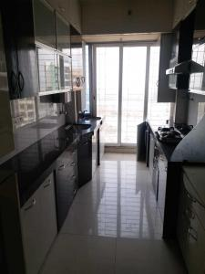Gallery Cover Image of 1230 Sq.ft 2 BHK Apartment for rent in Nerul for 75000
