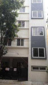 Gallery Cover Image of 650 Sq.ft 1 BHK Independent Floor for rent in HSR Layout for 28000