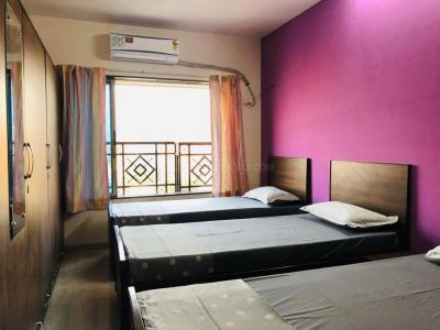 Bedroom Image of Pinaki Stays in Andheri East