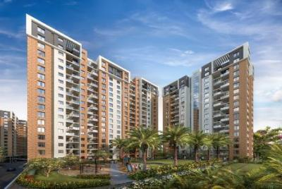 Gallery Cover Image of 918 Sq.ft 2 BHK Apartment for buy in Pinnacle Neelanchal Phase II, Sus for 5420000