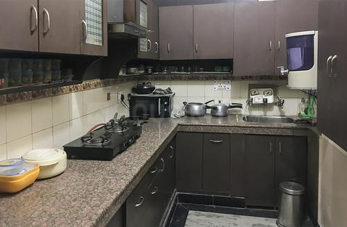 Kitchen Image of Dhruva Nest 31 in Sector 31