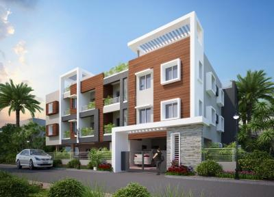 Gallery Cover Image of 1400 Sq.ft 2 BHK Apartment for buy in Jagamara for 5300000