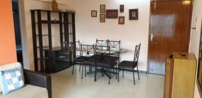 Gallery Cover Image of 800 Sq.ft 2 BHK Apartment for rent in Satellite Gardens, Goregaon East for 40000