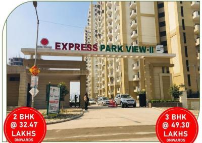 Gallery Cover Image of 1494 Sq.ft 3 BHK Apartment for buy in Nimbus Express Park View 2, Chi V Greater Noida for 5300000