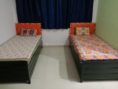 Bedroom Image of No Brokrage Paying Guest in Bhandup West