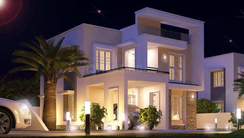 Brochure Image of 2000 Sq.ft 4 BHK Villa for rent in Sahakara Nagar for 20000