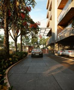 Gallery Cover Image of 2450 Sq.ft 3 BHK Apartment for buy in Deep Indraprasth Living, Bopal for 11500000