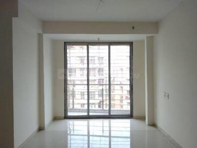 Gallery Cover Image of 650 Sq.ft 1 BHK Apartment for rent in Gurukrupa Aramus Complex, Ulwe for 10000