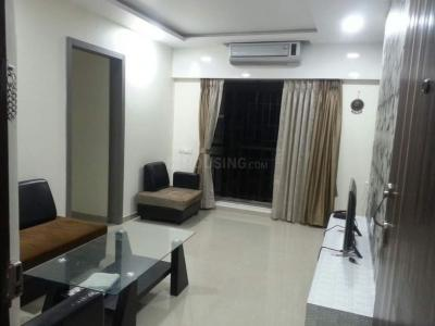 Gallery Cover Image of 770 Sq.ft 2 BHK Apartment for buy in Rosa Gardenia, Kasarvadavali, Thane West for 8000000
