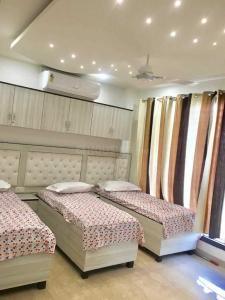 Bedroom Image of Ag PG in Rajinder Nagar