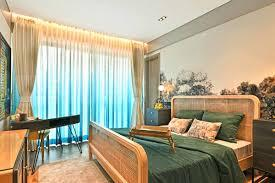 Gallery Cover Image of 2116 Sq.ft 3 BHK Apartment for rent in Rustomjee Seasons Wing B, Bandra East for 200000