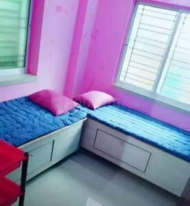 Bedroom Image of B Sahu Girls PG in Tollygunge