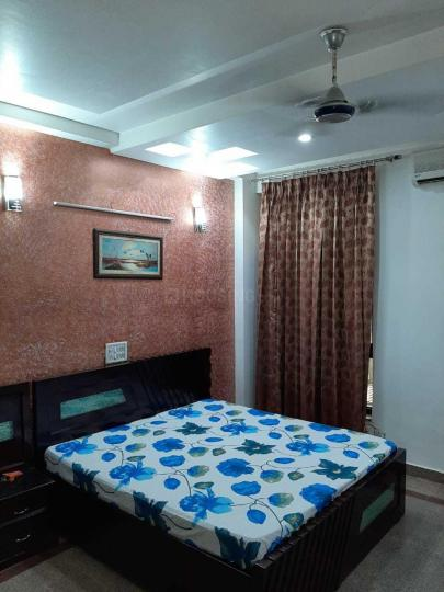 Bedroom Image of 600 Sq.ft 2 BHK Independent Floor for rent in Sector 12 for 12000