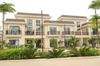 Gallery Cover Image of 1979 Sq.ft 3 BHK Villa for buy in Manglam Riverdale Aerovista, Gmada Aerocity for 11000000