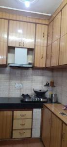 Kitchen Image of Dhillon PG in Lajpat Nagar