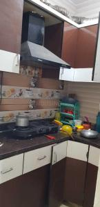 Gallery Cover Image of 900 Sq.ft 1 BHK Independent Floor for rent in Vijay Nagar for 14000
