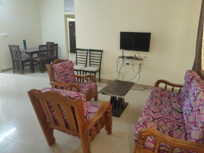 Gallery Cover Image of 1550 Sq.ft 3 BHK Apartment for rent in Isha Casablanca, Panathur for 36000