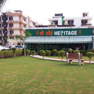 Garden Area Image of 1490 Sq.ft 3 BHK Villa for buy in Vijay Nagar for 4600000