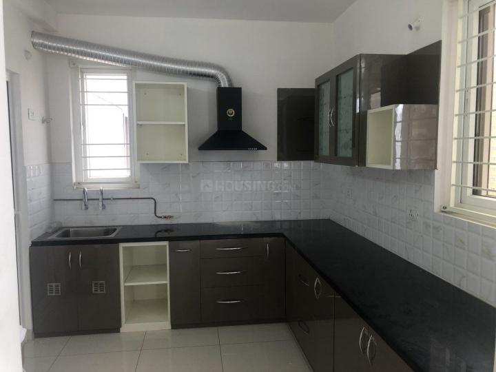 Kitchen Image of 1690 Sq.ft 3 BHK Apartment for rent in Ramachandra Puram for 31000