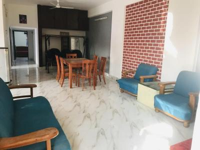 Gallery Cover Image of 1800 Sq.ft 3 BHK Apartment for rent in Punjagutta for 55000
