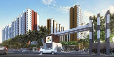 Gallery Cover Image of 504 Sq.ft 2 BHK Apartment for buy in Shriram Saat Rang Ke Sapne, Uttarpara for 2400000